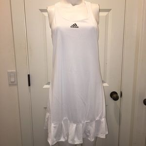 Adidas Climachill Classic Tennis Dress w shorts